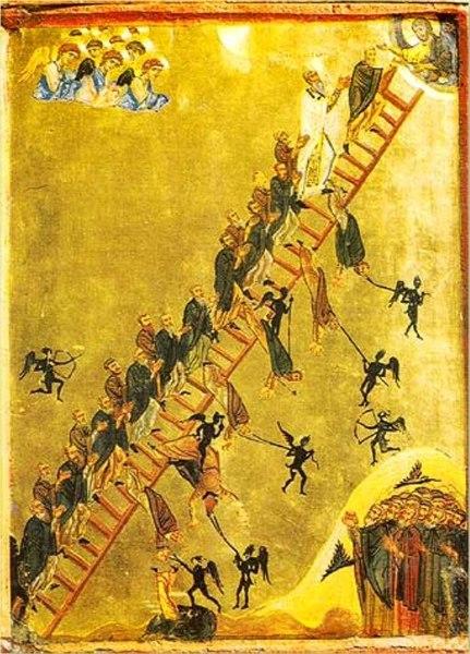 Scara - Duminica Sfantului Ioan Scararul