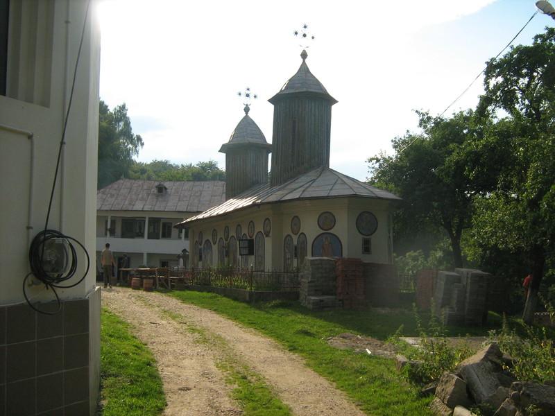 Manastirea Ciocanu