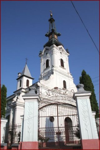 Manastirea Lipova