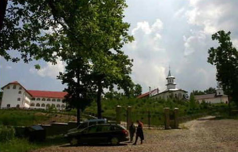 Manastirea Patrangeni-Negroiu