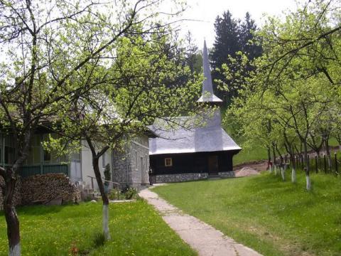 Manastirea Izbuc