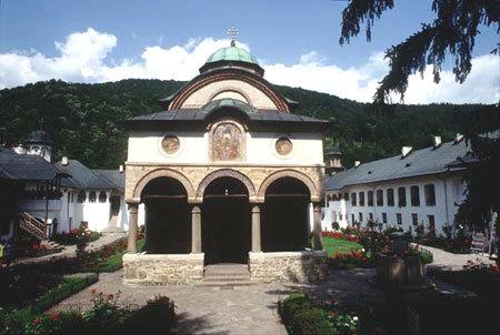 Manastirea Cozia