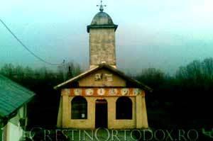 Biserica Sfintii 40 de Mucenici - Rudeni