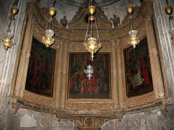 Biserica Sfantului Mormant  - Invierea Domnului