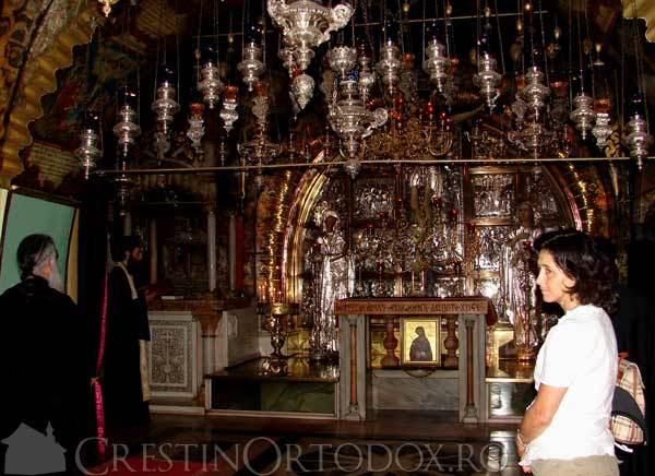 Biserica Sfantului Mormant  - Golgota