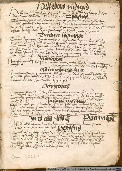 Scrisoarea raport a lui Publius Sentulus  catre Imparatul roman Tiberius