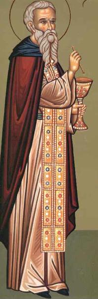 Sfantul Cuvios Zosima