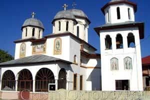 Biserica Sfantul Dimitrie - Vidra