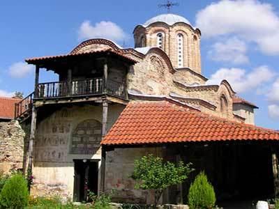 Kuceviste - Biserica Mantuitorului