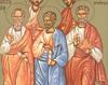 Sfintii Apostoli Aristarh, Pud si Trofim (Denia Acatistului Bunei Vestiri)