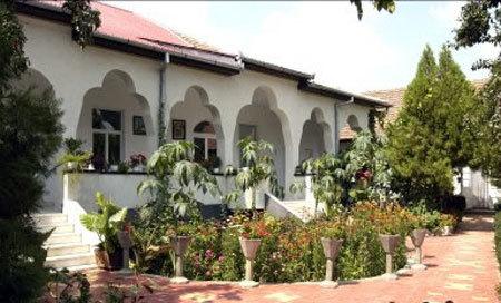 Dor de manastire