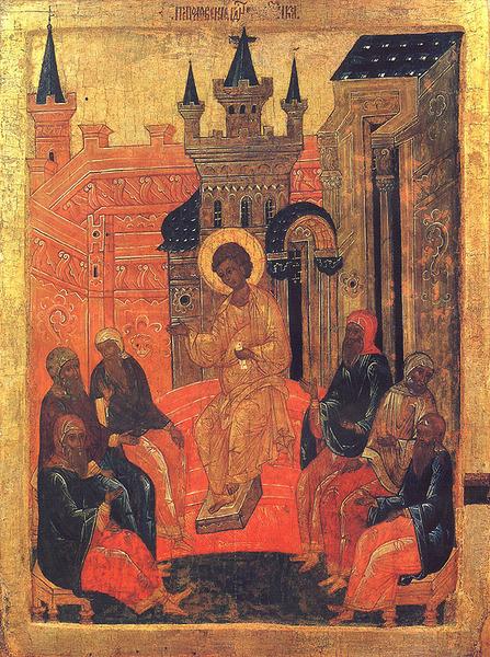 Injumatatirea Praznicului Invierii