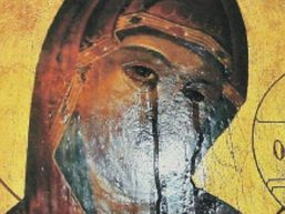 Icoana Maicii Domnului din Lazaretto