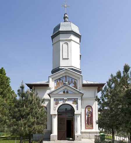 Biserica Sfintii Apostoli Petru si Pavel - Herastrau