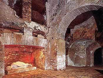 Catacombele Sfantului Calist