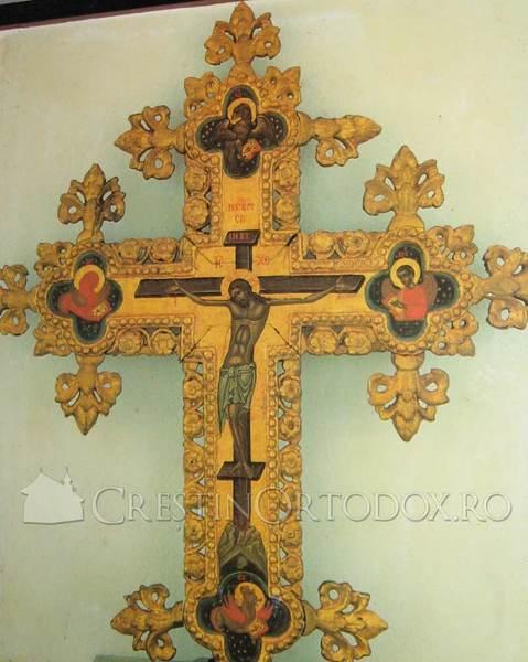 Manastirea Filoteu - Sfanta Cruce