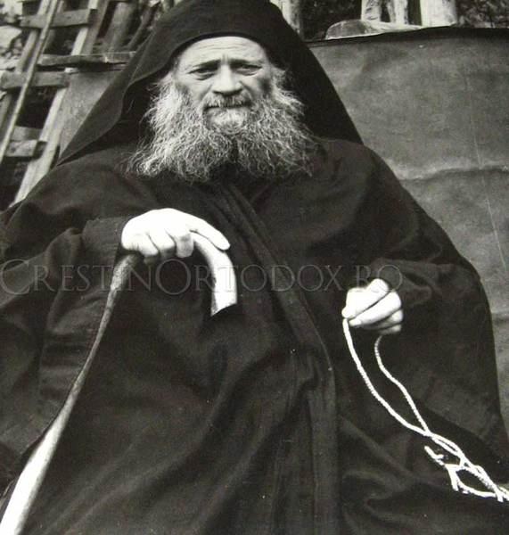 Manastirea Filoteu - Gheron Iosif Isihastul
