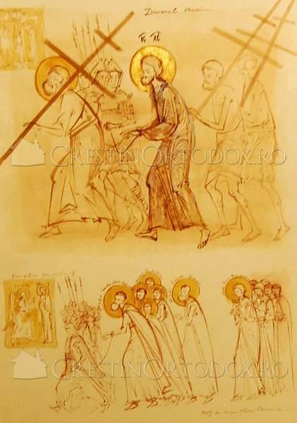 Drumul Crucii si Martiriul Sfintilor Brancoveni