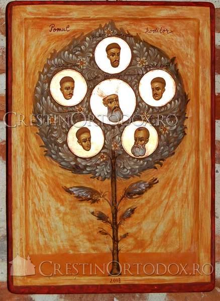 Pomul cel Roditor - Brancoveanu si fiii sai