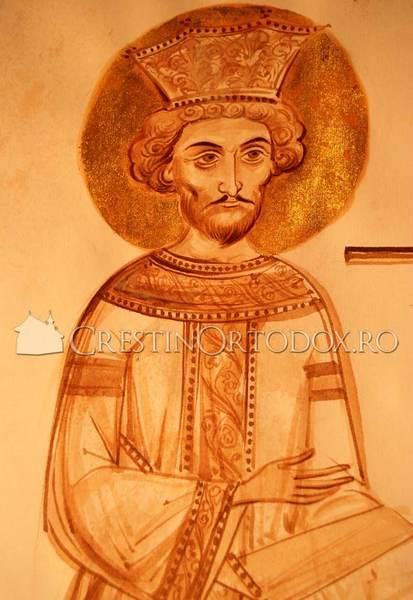 Sfantul Constantin cel Mare - Imparatul