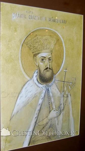Sfantul Constantin Brancoveanu - Imparat si Martir