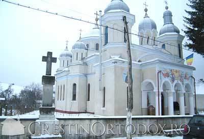 Biserica Sfanta Treime - Bobalna