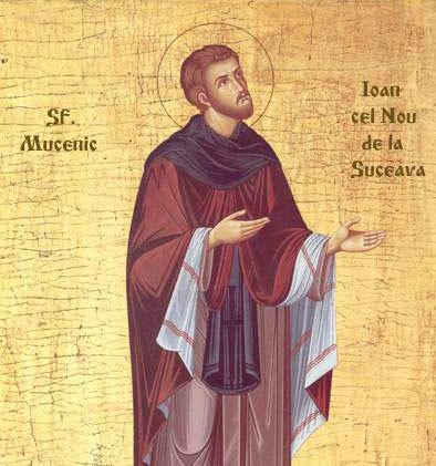 Sfantul Ioan cel Nou de la Suceava