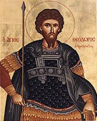 Odovania praznicului Invierii Domnului; Aducerea moastelor Sfantului Teodor Stratilat