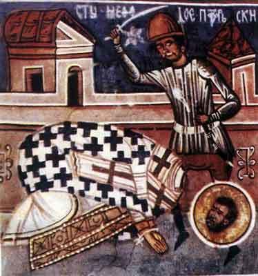 Sfantul Mucenic Metodie, Episcopul Patarelor