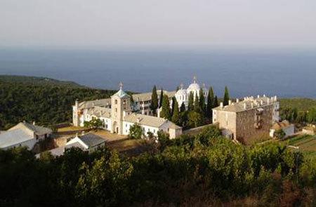 Schitul Prodromu - Locul duhovnicesc al romanilor din Sfantul Munte Athos