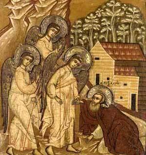 Sfantul Alexandru de Svir - Avraam al Noului Testament