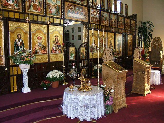 Biserici cu Sfinte Moaste din Romania
