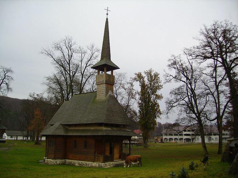 Manastirea Sfantul Evanghelist Luca din Dobric