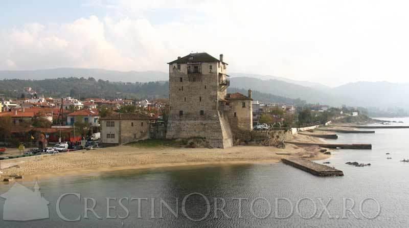 Sfantul Munte Athos - Ouranopolis