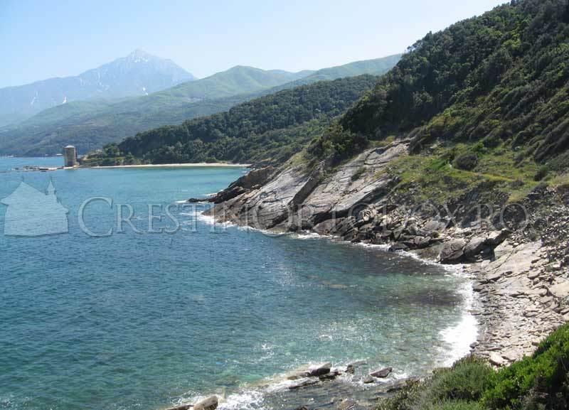Valuri si stanci pe Sfantul Munte Athos