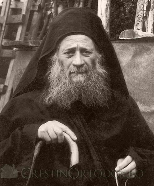 Parintele Gheron Iofih - Isihastul din Athos