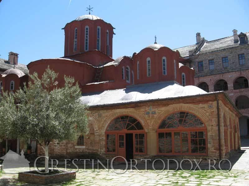 Manastirea Cutlumus - Athos