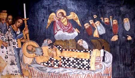 Mormantul Sfantului Nifon al Constantinopolului