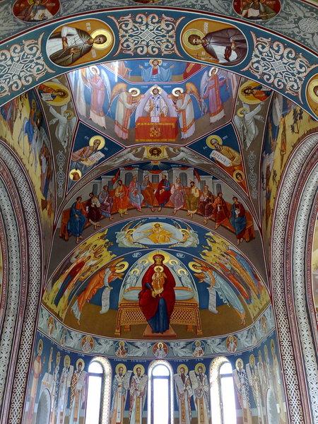 Manastirea Intampinarea Domnului - Scaricica
