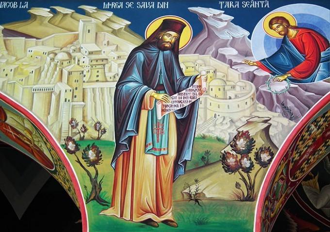 Viaţa Sfântului Ioan Iacob de la Neamţ