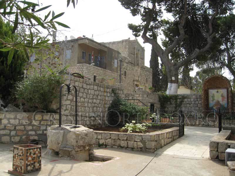 Biserica Schimbarea la Fata - Muntele Tabor
