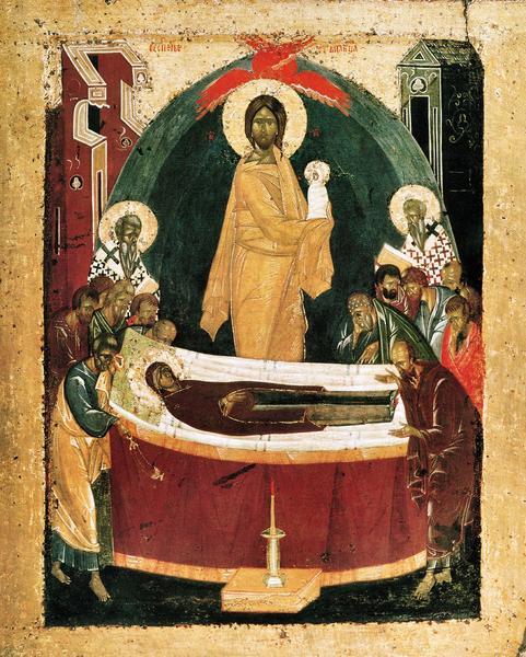 Adormirea Nascatoarei de Dumnezeu