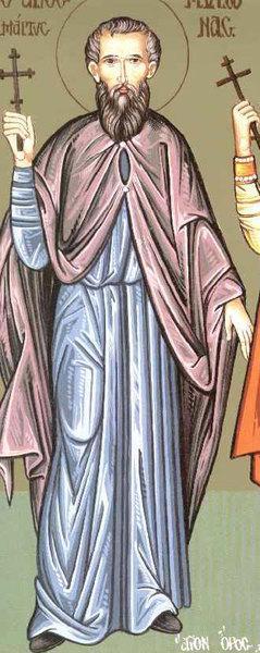 Sfantul Mucenic Miron