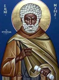 Acatistul Sfantului Moise Etiopianul