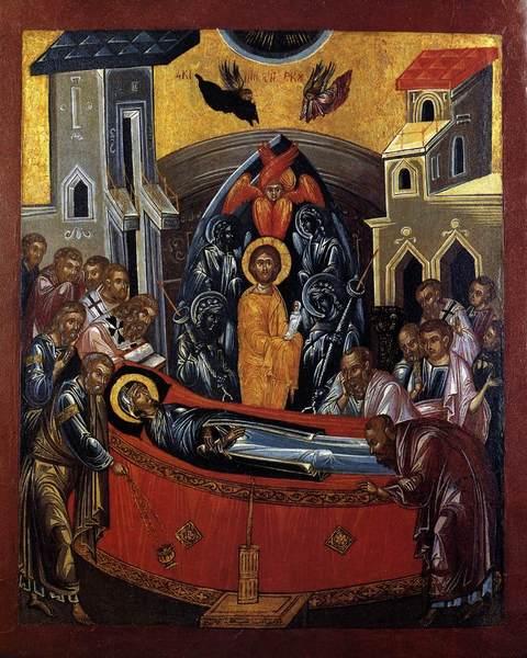 Praznicul Imparatesc de Sfanta Maria