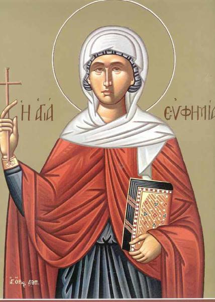 Sfanta Eufimia