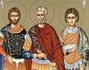 Sfintii Mucenici Tarah, Prov si Andronic