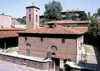 Biserica Sfintii Arhangheli - Sarajevo
