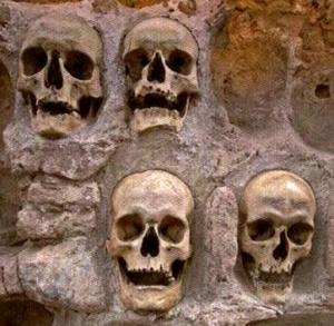 Turnul Craniilor, monumentul din Nis