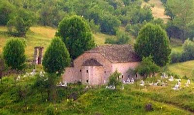 Biserica Sfantul Atanasie - Moscopole